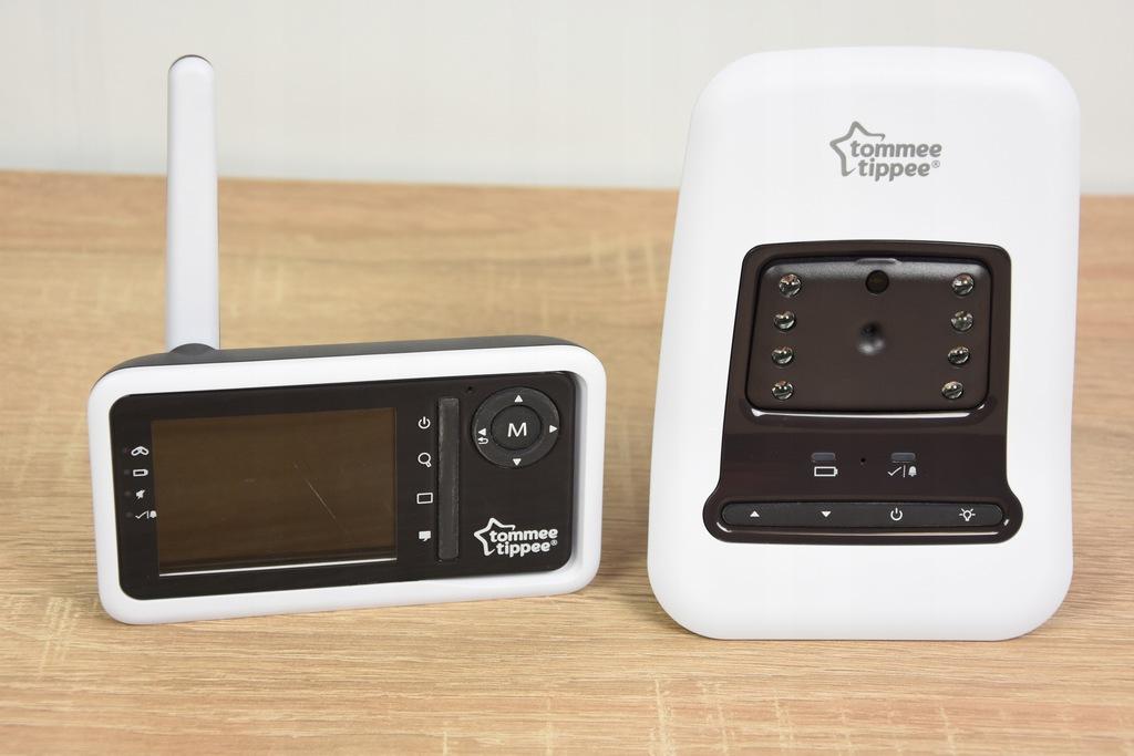 Tommee Tippee Niania Elektroniczna Monitor Oddechu 8767287948 Oficjalne Archiwum Allegro