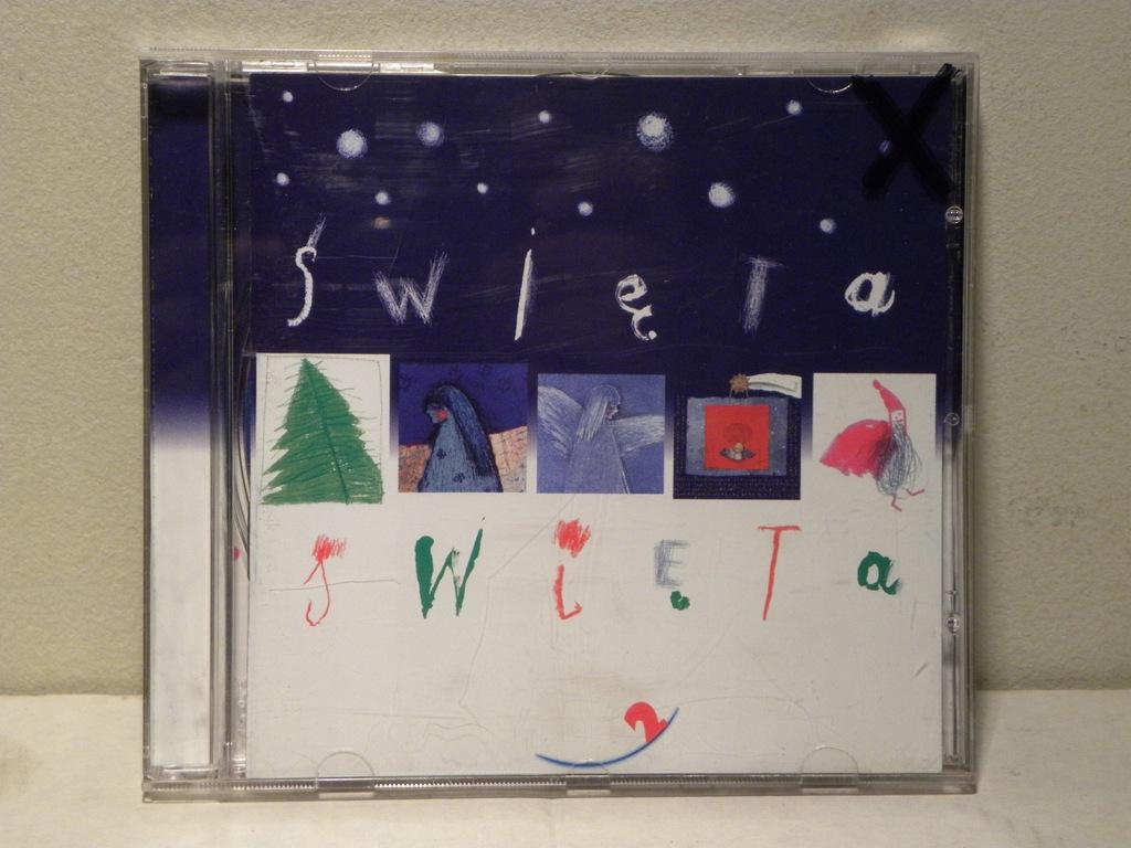 CD ŚWIĘTA ŚWIĘTA 2 POLSKIE RADIO EX++