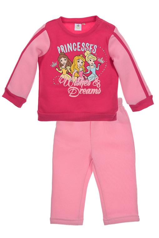 Disney Księżniczki dziewczęcy zestaw dresów *86 cm