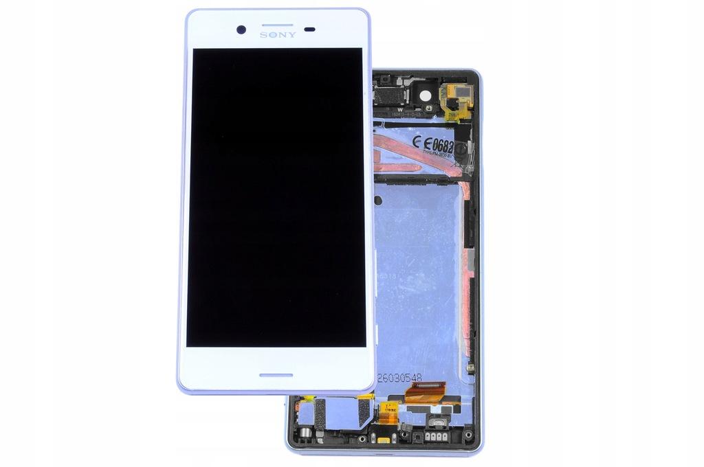 Sony XPERIA X F5121 Wyświetlacz LCD EKRAN DOTYK