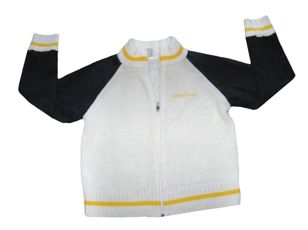 Crash Sweterek Bluza dziecięca r.140 /S *1909