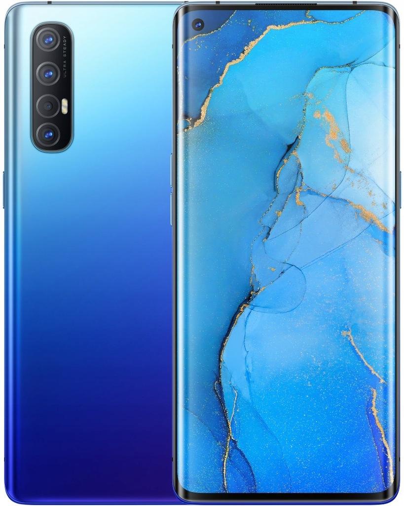 Smartfon OPPO Reno3 Pro 256/12GB Niebieski