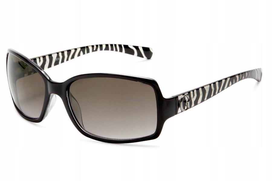 Okulary GUESS GU7012 czarne damskie oryginalne