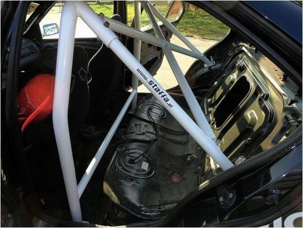 Rollbar BMW e36 coupe compact m3