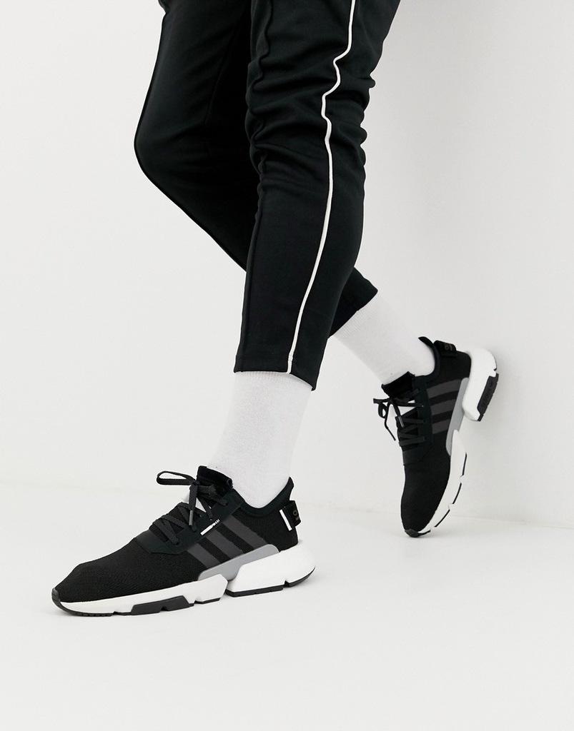 adidas Originals POD S3.1 Czarne Adidasy Męskie 37