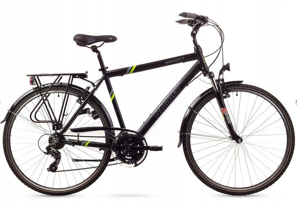 rower ROMET 28 WAGANT 1.0 - PIEKARY SL- WYPRZEDAZ