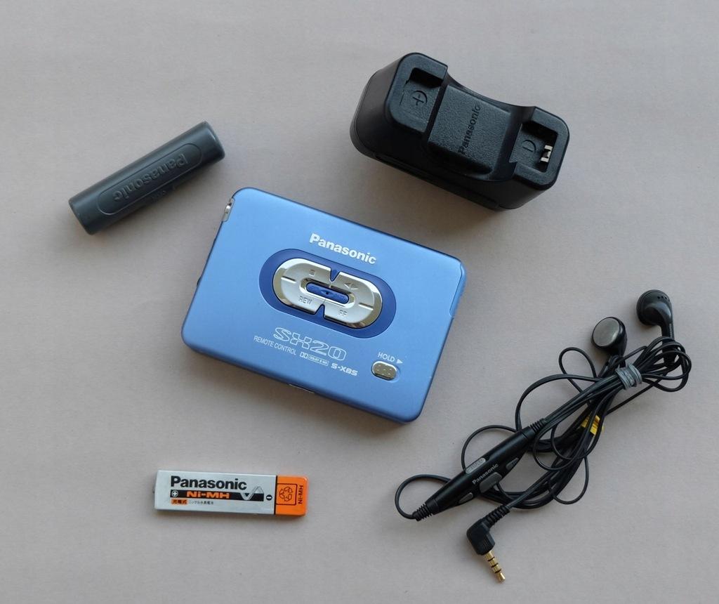 Panasonic RQ-SX20