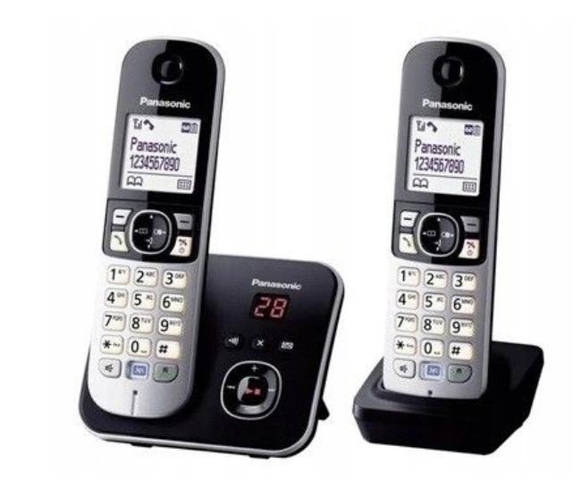 Telefon Panasonic KX-TG6822