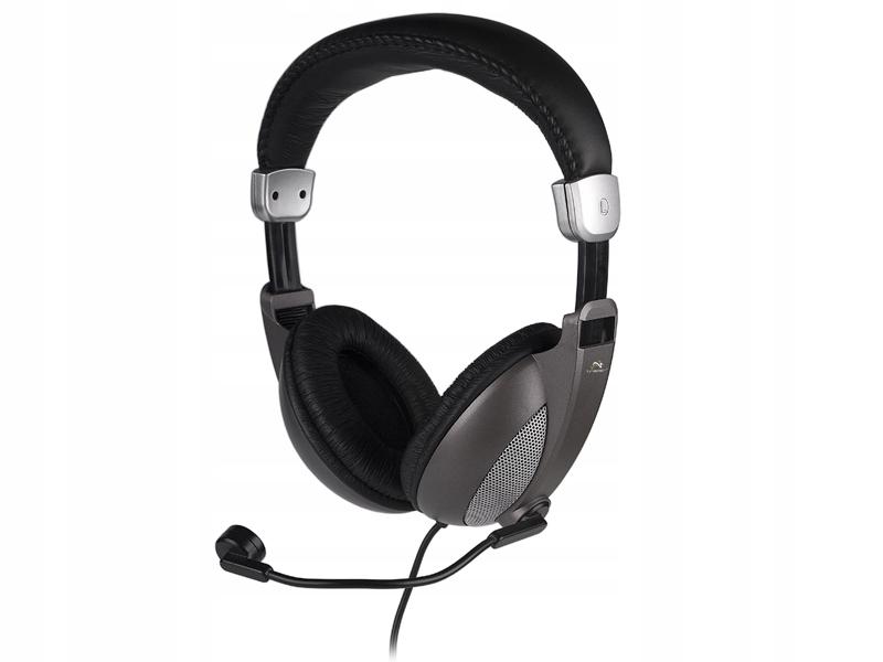 Słuchawki TRACER WEGA TRS-681M nauszne