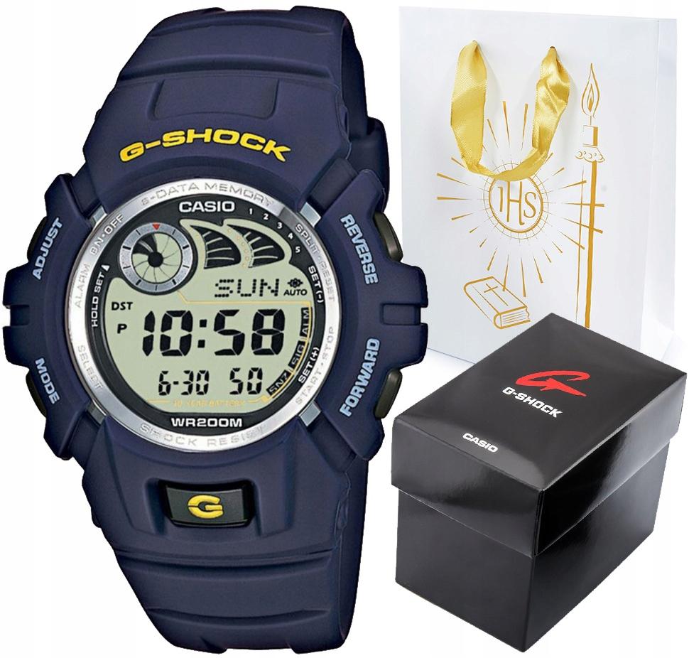 Zegarek CASIO G-SHOCK dla chłopca na prezent