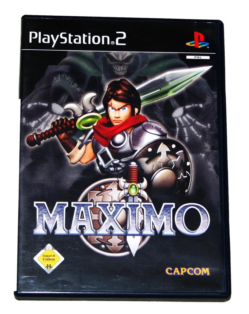 Maximo Gra Na Konsole Playstation 2 Ps2 8472371359 Oficjalne Archiwum Allegro