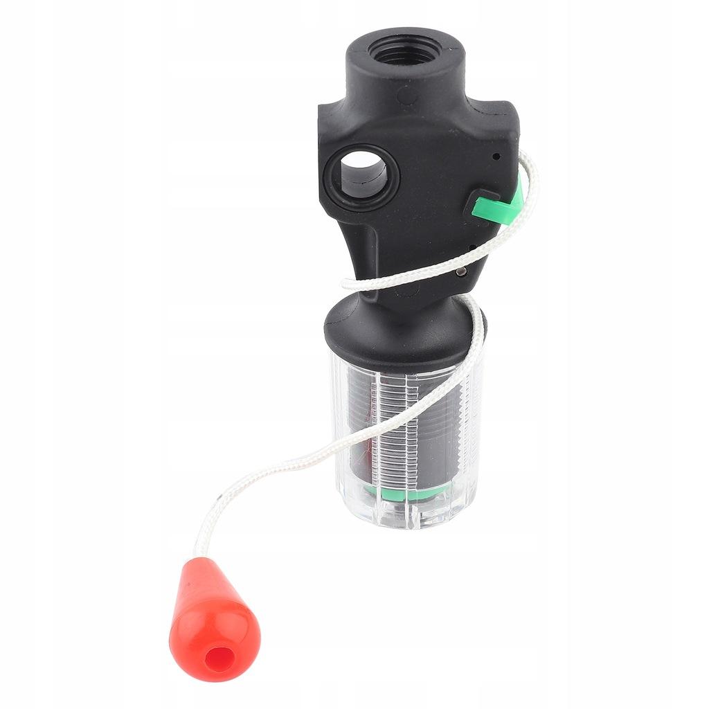 12cm Plastikowy automatyczny nadmuchiwacz