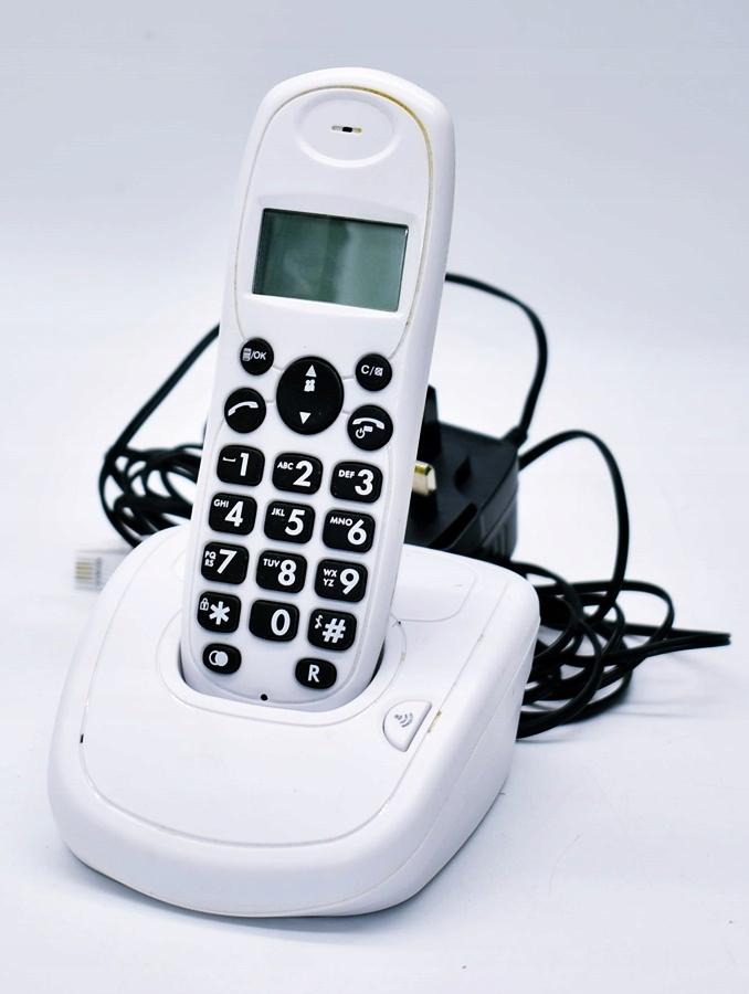 4561-37 ..ARGOS i2000 TWIN a#g TELEFON STACJONARNY