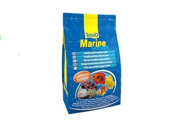 TETRA MARINE SEASALT 20kg Sól morska do akwarium