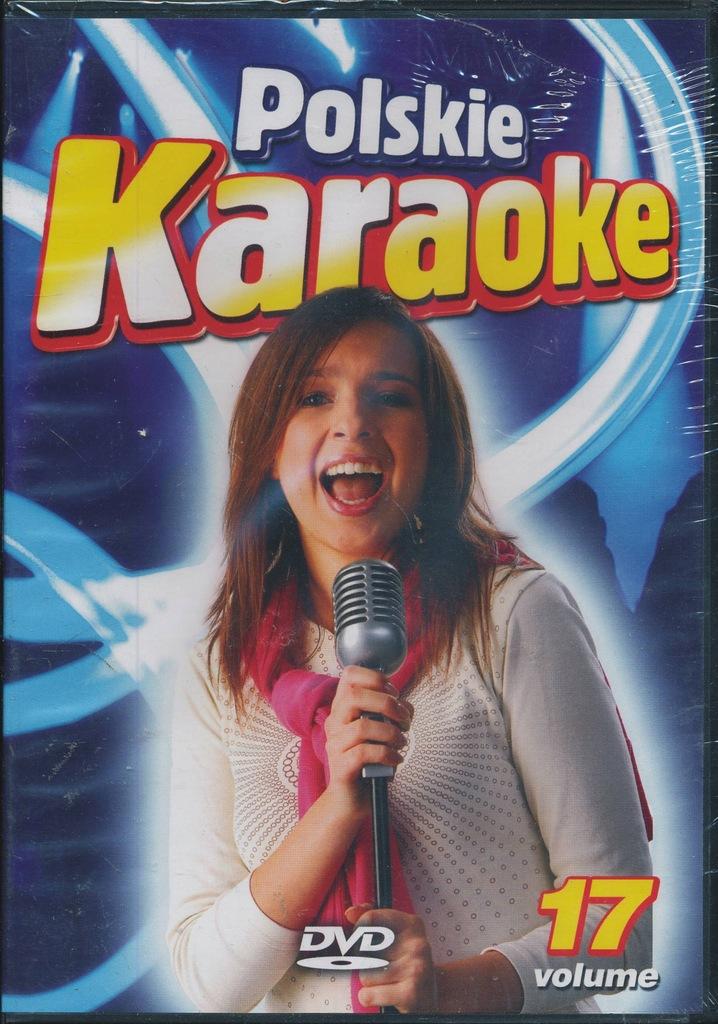 Polskie Karaoke vol.17 DVD Czy te oczy mogą kłamać