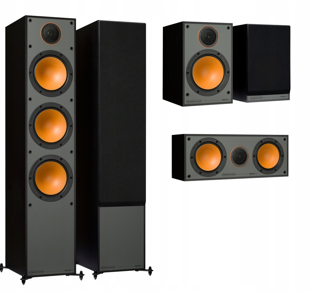 Monitor Audio Monitor 300 3G system 5.0 + kable