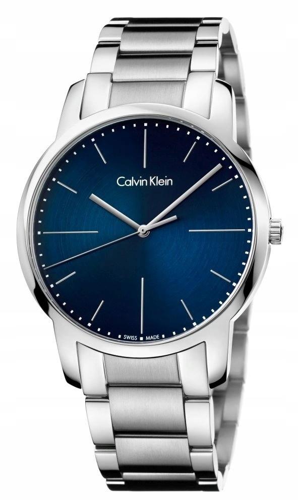 Zegarek Męski Calvin Klein City K2G2G1ZN
