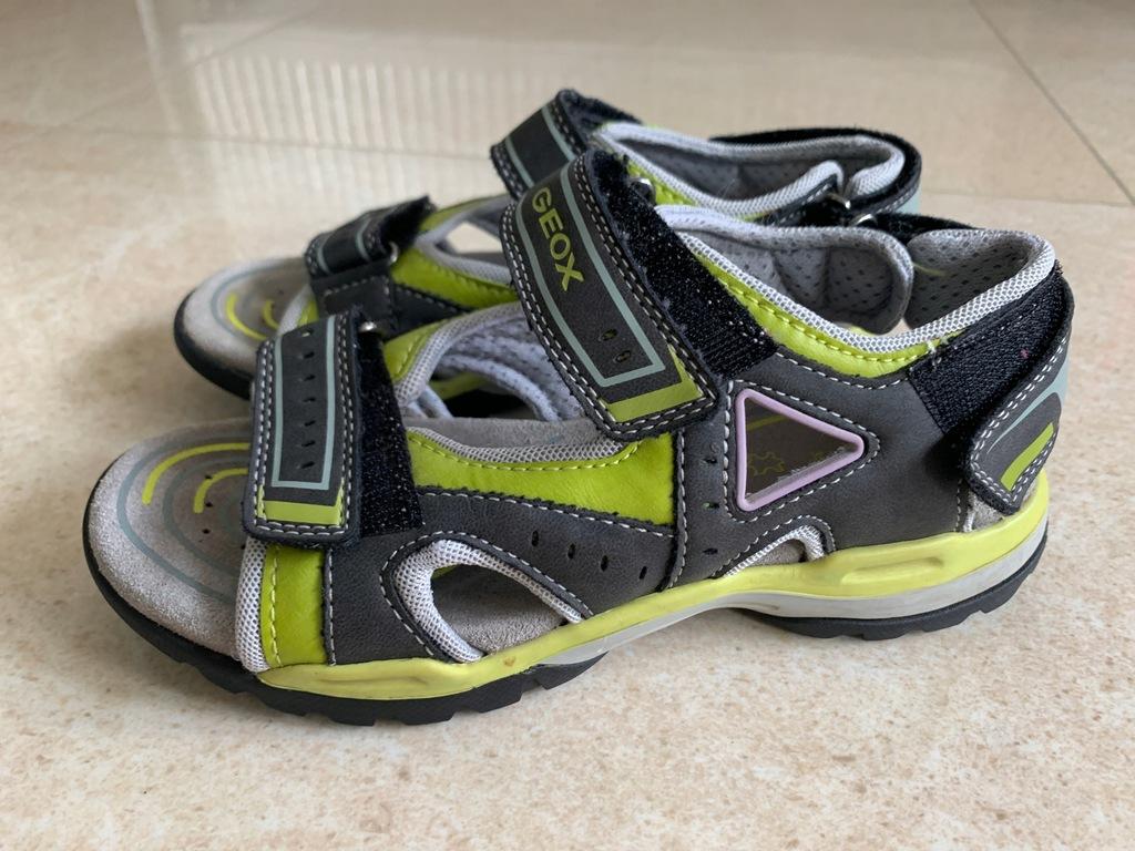 Geox sandały chłopiece 35