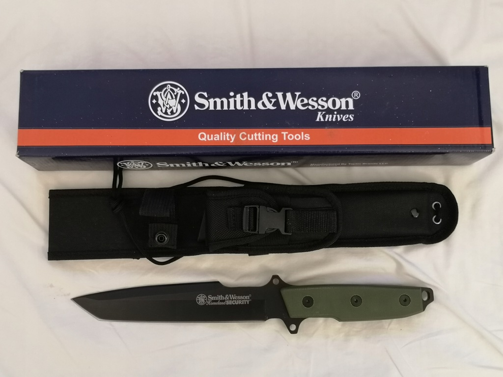 Nóż Smith & Wesson Homeland Security