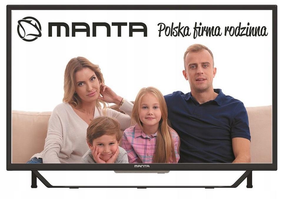 Telewizor Manta 32LHN29D 32cale LED HD Wi-Fi