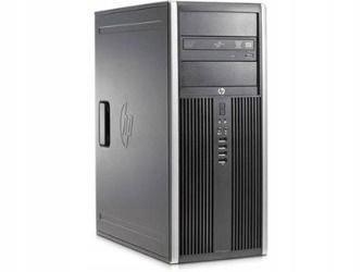 Komputer do Gier HP i5 8GB 120SSD GTX1050 4GB W10