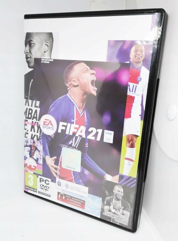 GRA NA PC FIFA 2021
