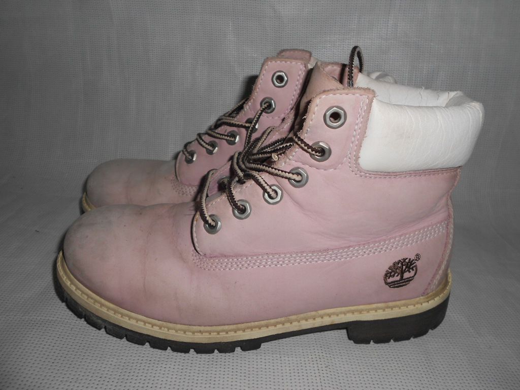 Super buty TIMBERLAND z Anglii nr 35 8291386125