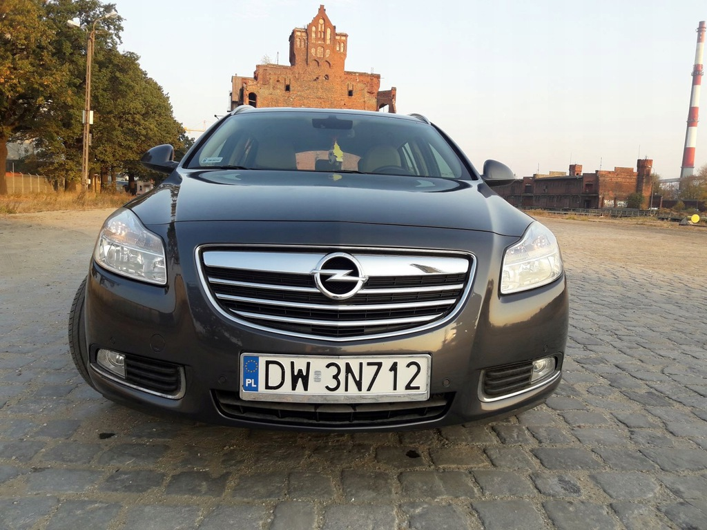 Opel Insignia 1 6 Turbo Benzyna 180 Km 7860567173 Oficjalne Archiwum Allegro