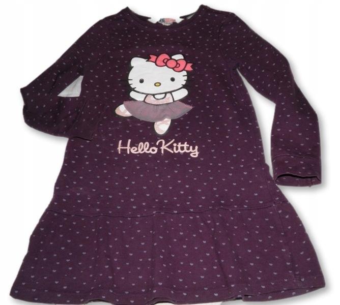 Tunika H&M Hello Kitty 110-116