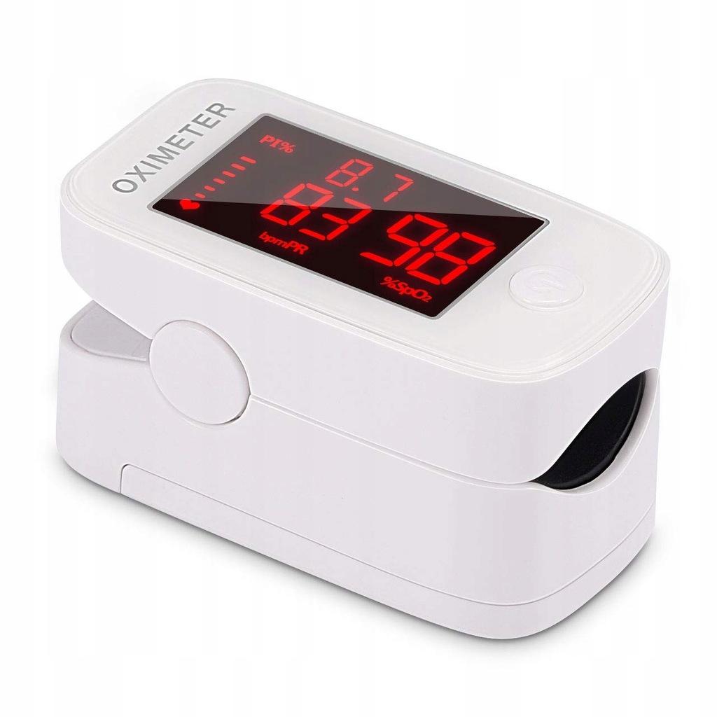 Teaisiy napalcowy pulsoksymetr medyczny
