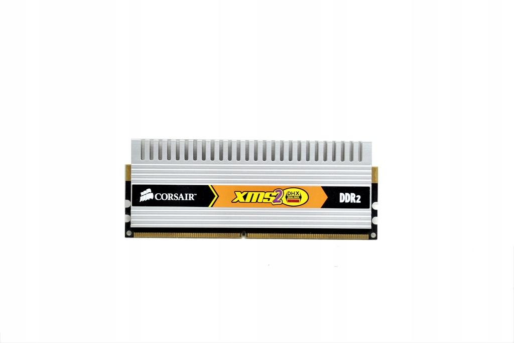 Corsair DDR2 2GB (2x1024MB) XMS2-6400 Pamięć RAM