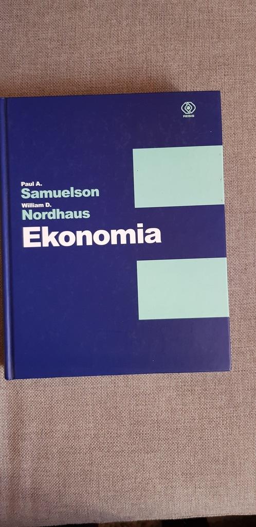 Paul A. Samuelson William D. Nordhaus EKONOMIA