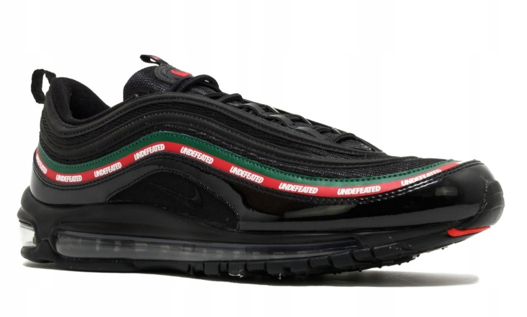 The UNDEFEATED x Nike Air Max 97