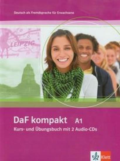 DAF KOMPAKT A1 + 2 CD LEKTORKLETT, PRACA ZBIOROWA
