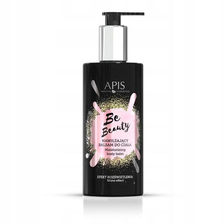 APIS Be beauty Rozświetlający balsam do ciała