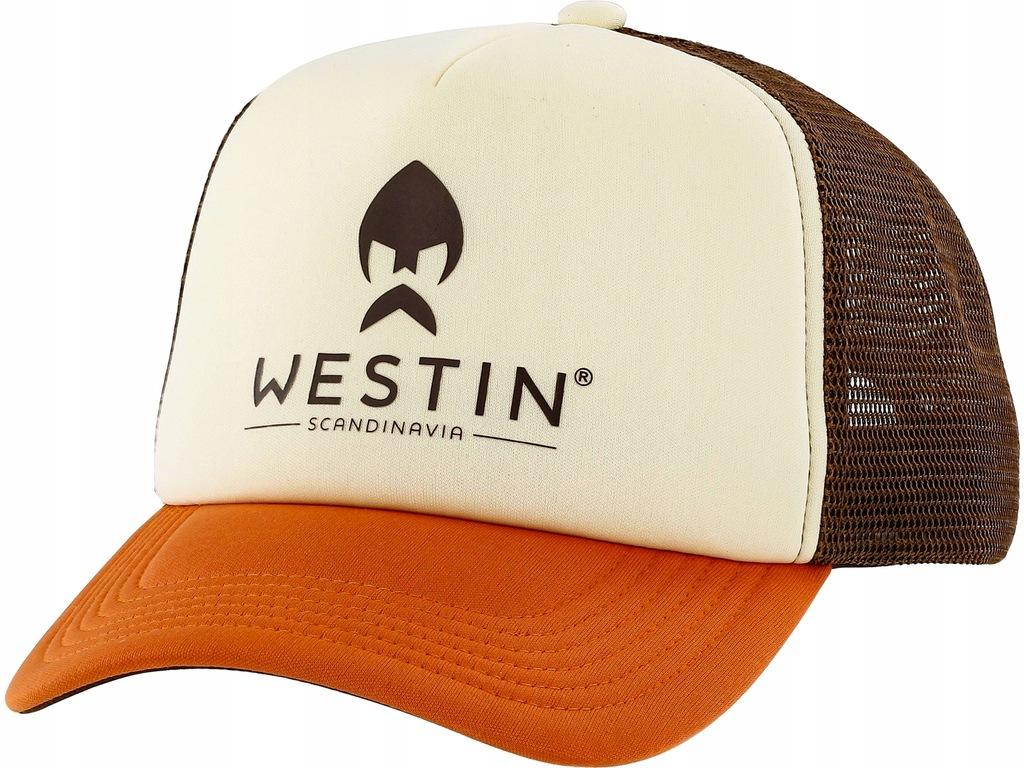 Czapka WĘDKARSKA WESTIN Texas Trucker Cap