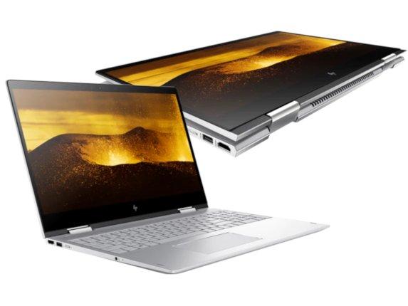 HP ENVY 15 i7 8550U 16GB 512GB FHD DOTYK IPS X360