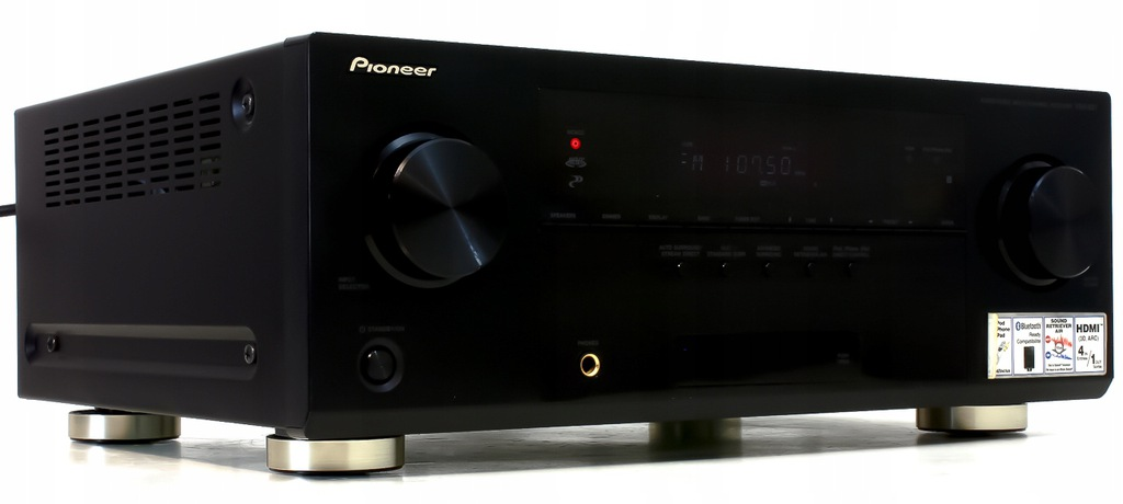 PIONEER VSX-821 KINO DOLBY TRUEHD DTS-HD HDMI RDS
