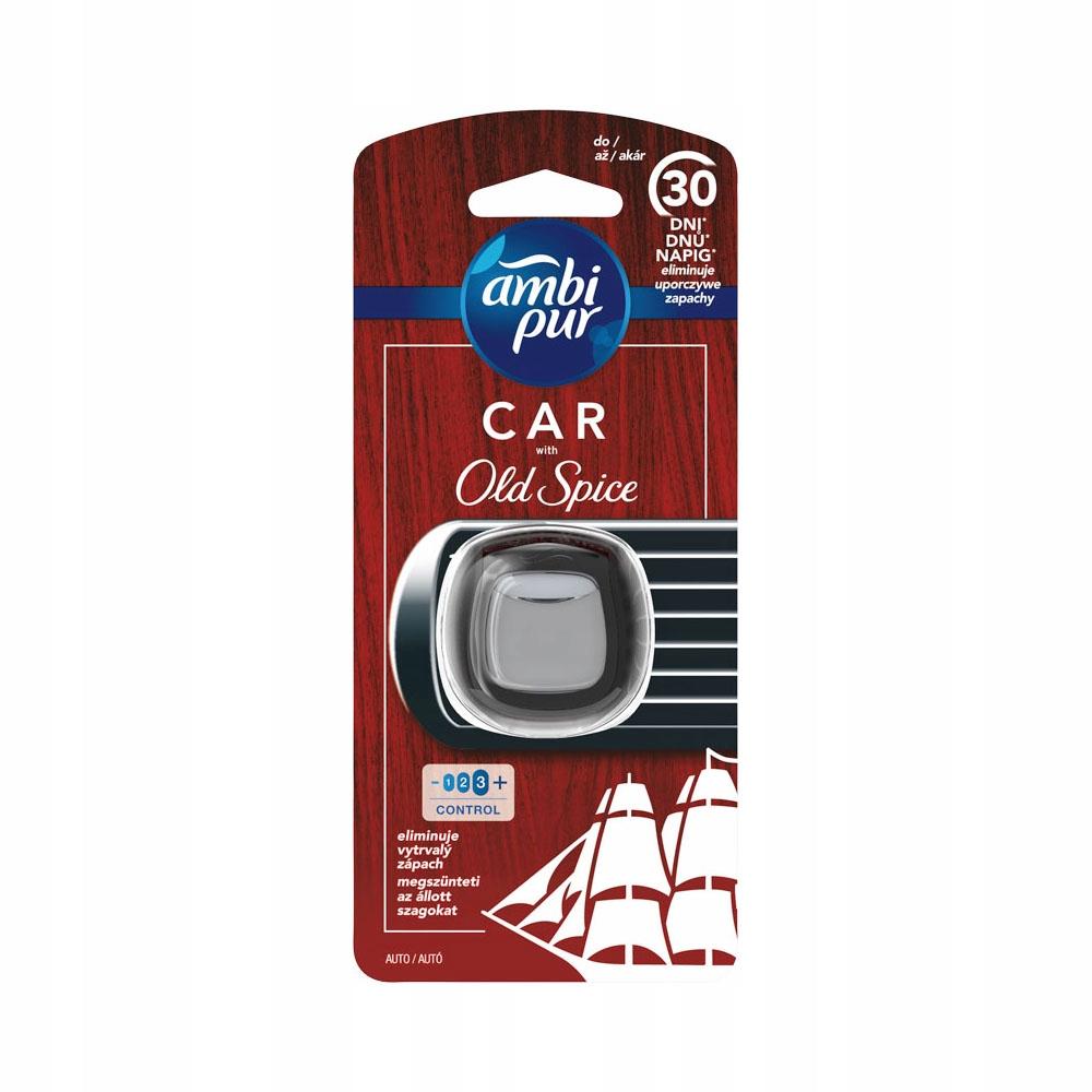 AMBI PUR CAR JAGUAR OLD SPICE 2ML