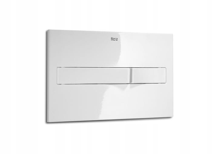 ROCA Przycisk podwójny biały PL2 A890096000