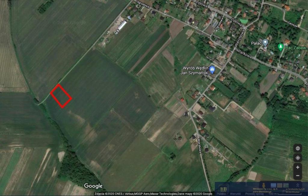 Działka, Rogoż, Wisznia Mała (gm.), 1156 m²