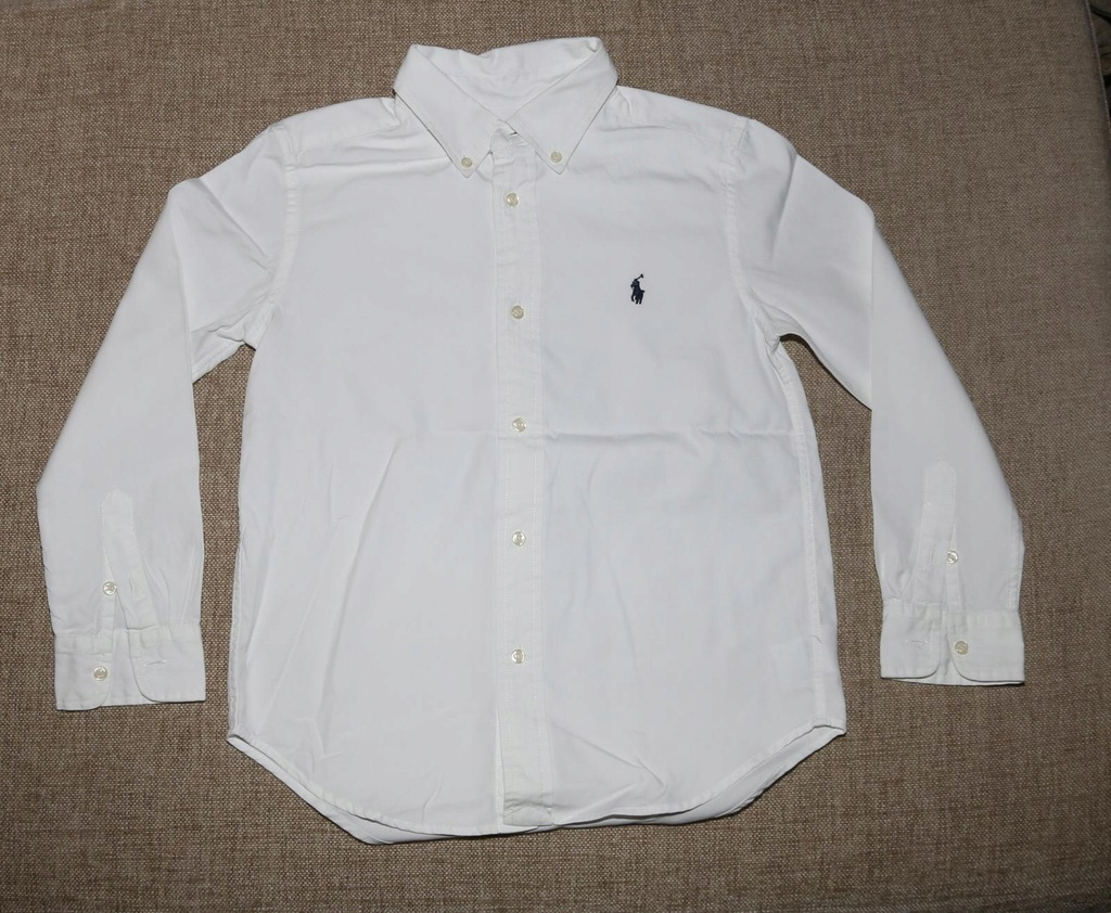 Oryginalna koszula RALPH LAUREN 122cm