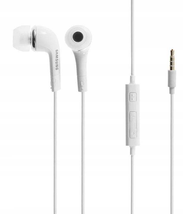 Zestaw słuchawkowy SAMSUNG EHS64AVFWE White 3.5 mm