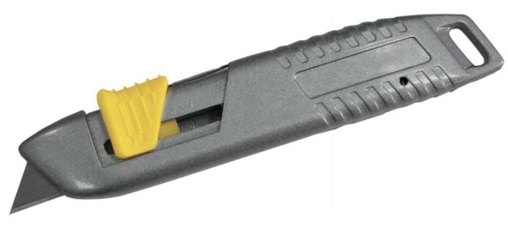 Nóż z ostrzem trapezowym bezpieczny Proline 30315