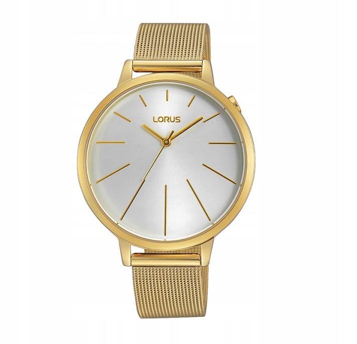 Zegarek damski LORUS Złoty RG204KX9 WYPRZEDAŻ