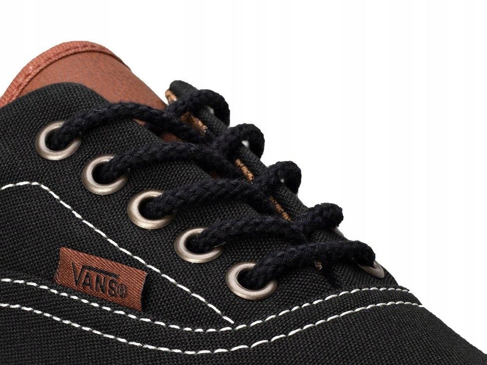 Tenisówki trampki VANS czarne buty damskie 35 41