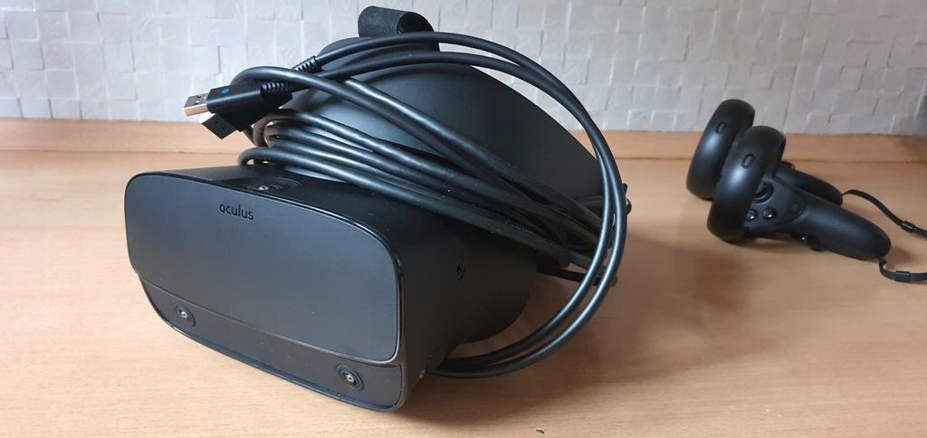 Gogle VR Oculus Rift S / Okazja