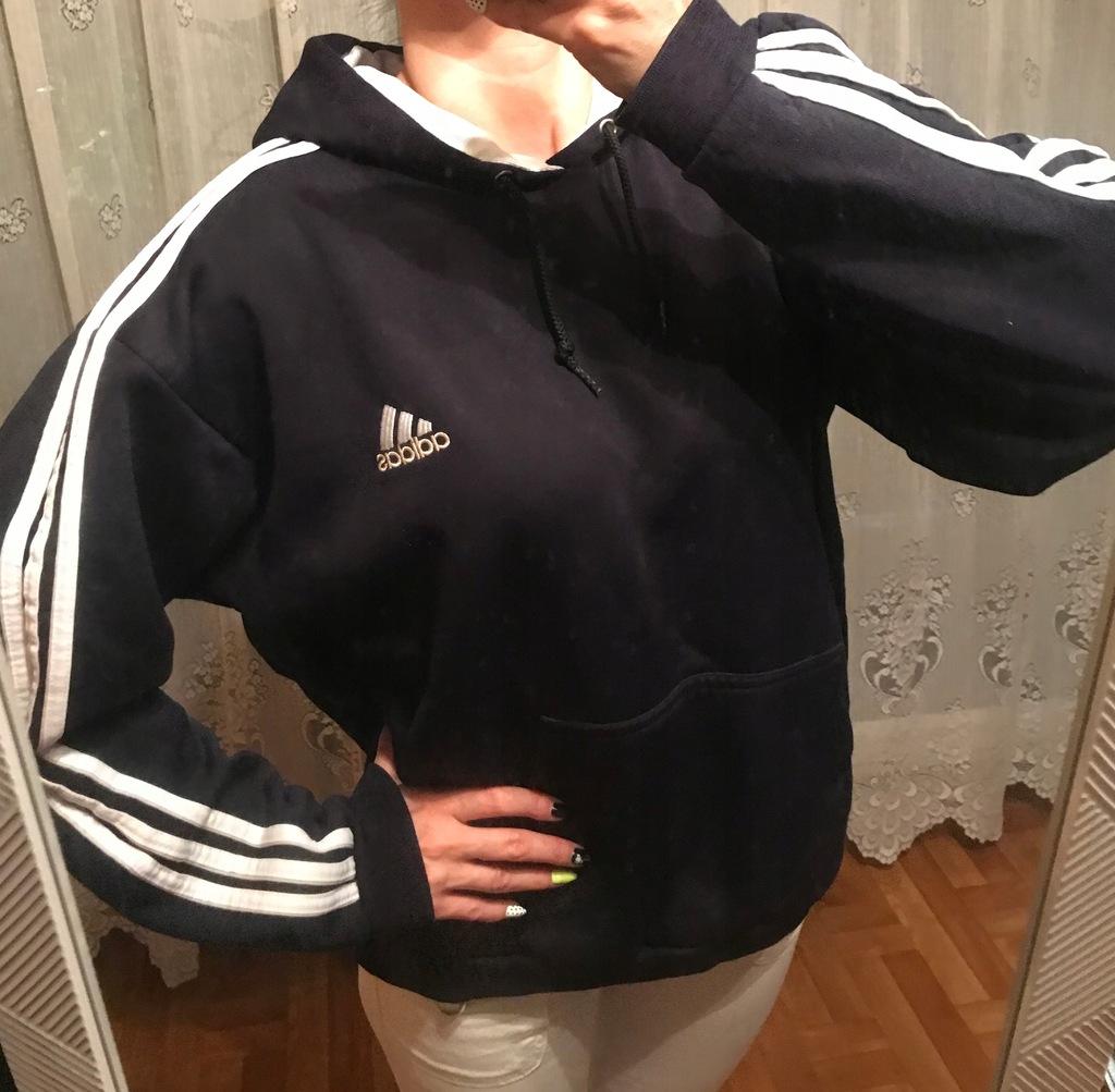 Bluza adidas 3 paski rozmiar XL
