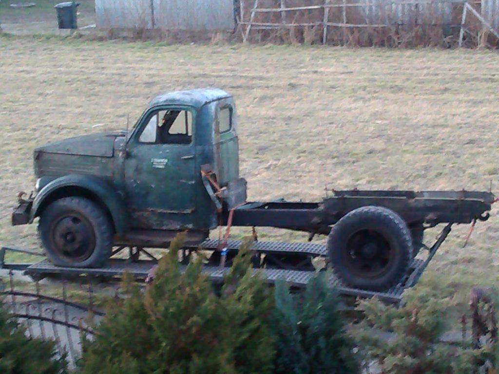 GAZ51 - 1947r HOT ROD