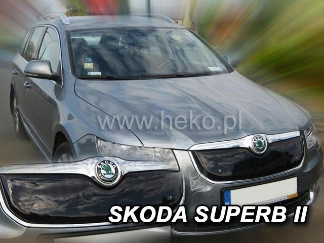 Osłona zimowa SKODA SUPERB II 4/5D 2008-2013r
